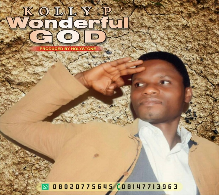 Wonderful God-Kolly P