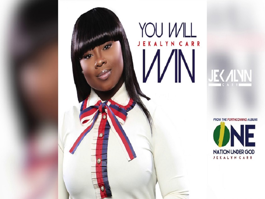 Audio: You Will Win by Jekalyn Carr @JekalynCarr