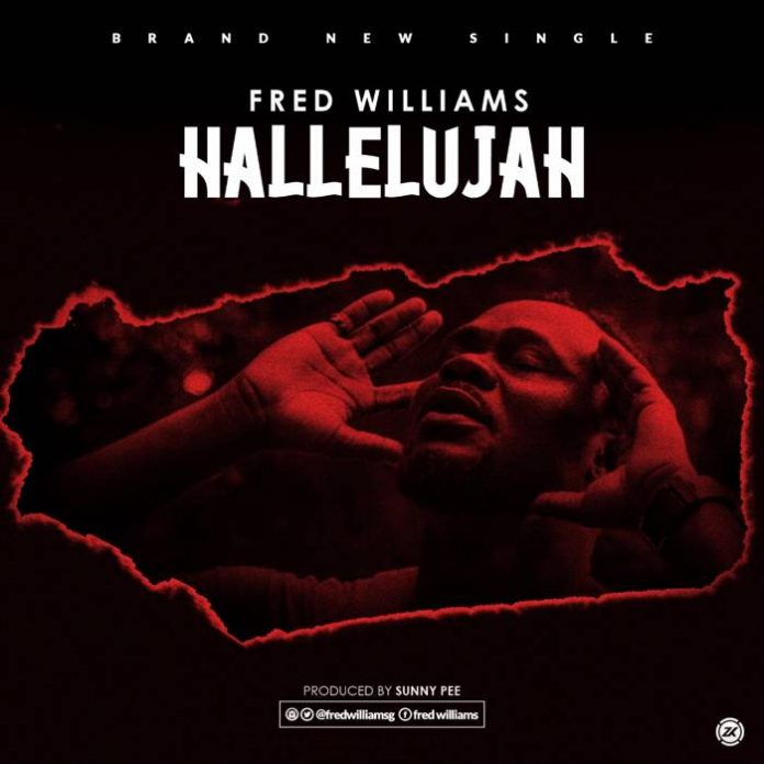 Hallelujah and Imela by Fred Williams