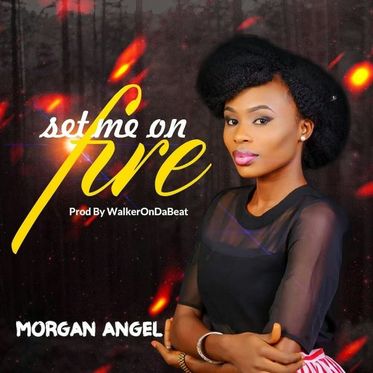 Morgan Angel – Set Me On Fire