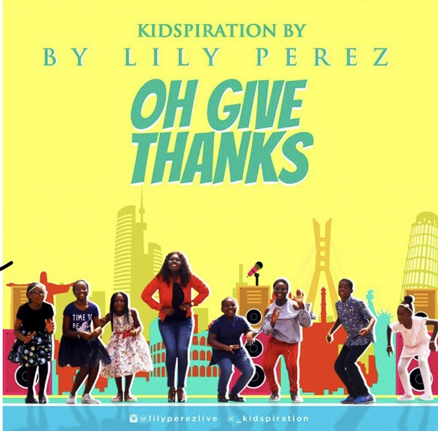 Oh Give Thanks By Lily Perez
