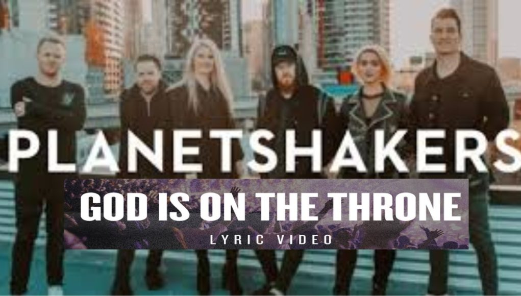 God Is On The Throne Planetshakers