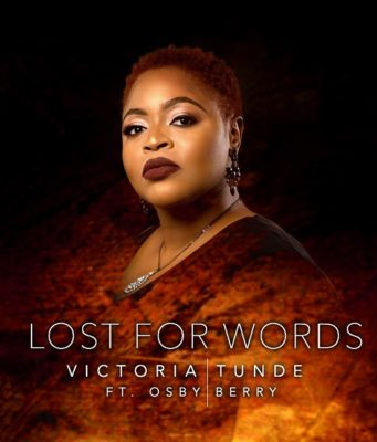 Lost for Words Victoria Tunde
