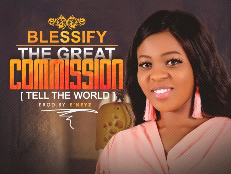 Blessify – The Great Commission