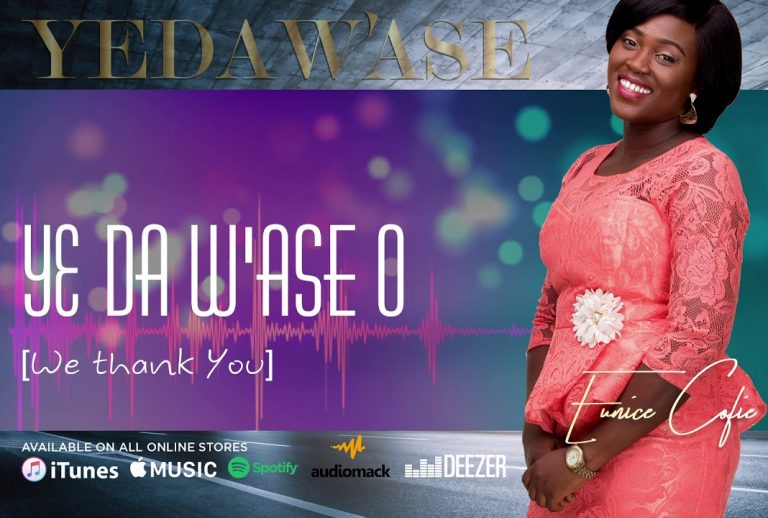 'Yeda W'ase' By Eunice Cofie