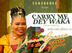 Carry Me Dey Waka – Annie Grace